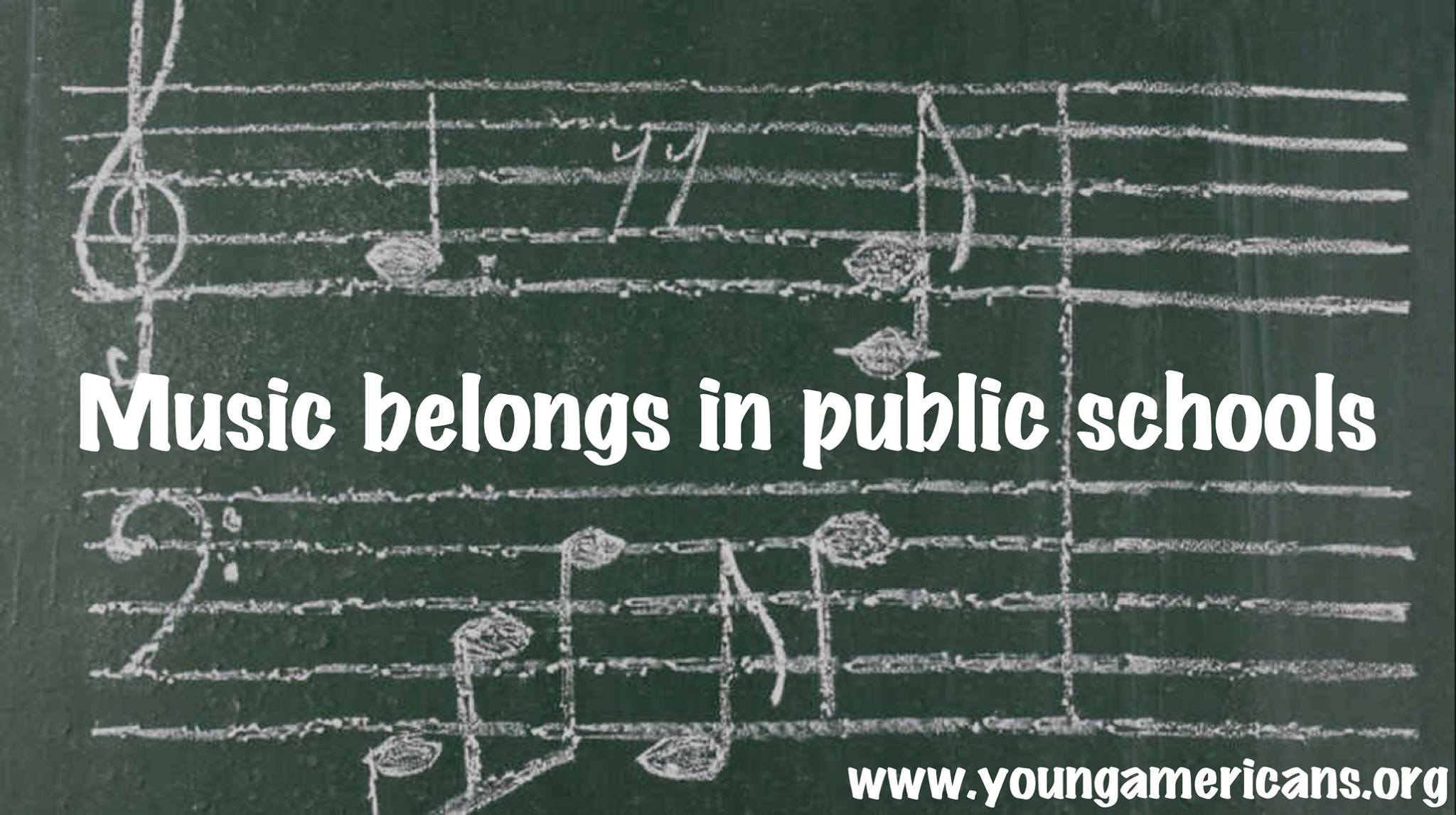 Music Belongs In Public Schools