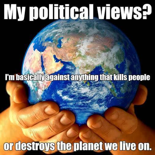My Political Views
