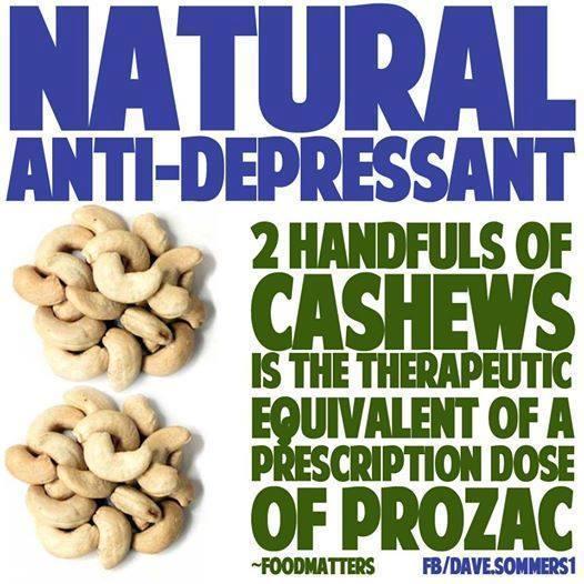 Natural Anti-Depressant