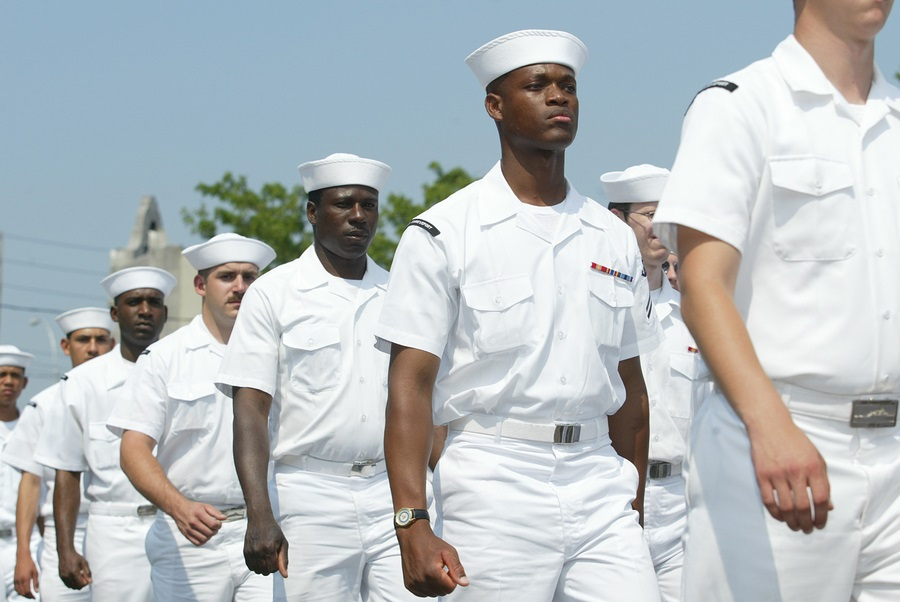 Navy-sailors