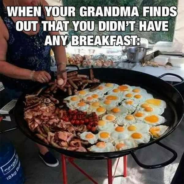 No  Breakfast