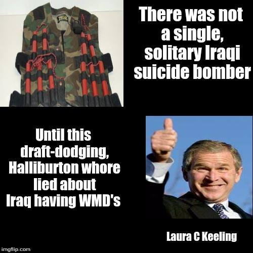 No Suicide Bombers Until