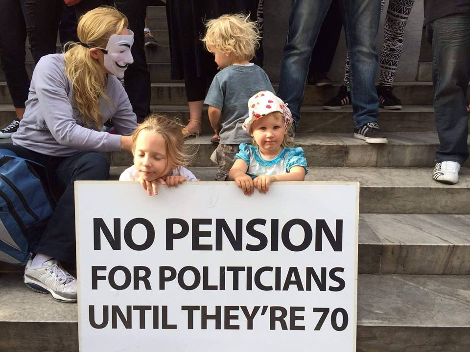 No Pension For Pollies Till They Are 70