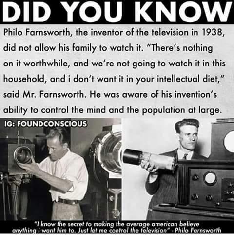 No TV For You