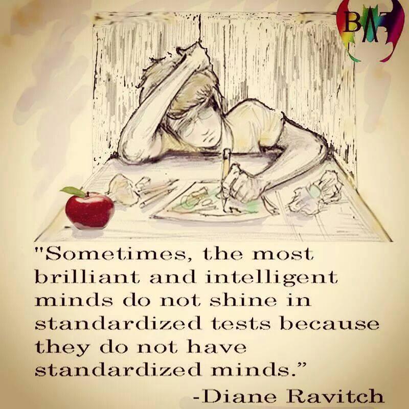 Non Standard Minds
