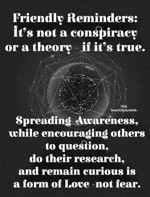 Not A Conspiracy