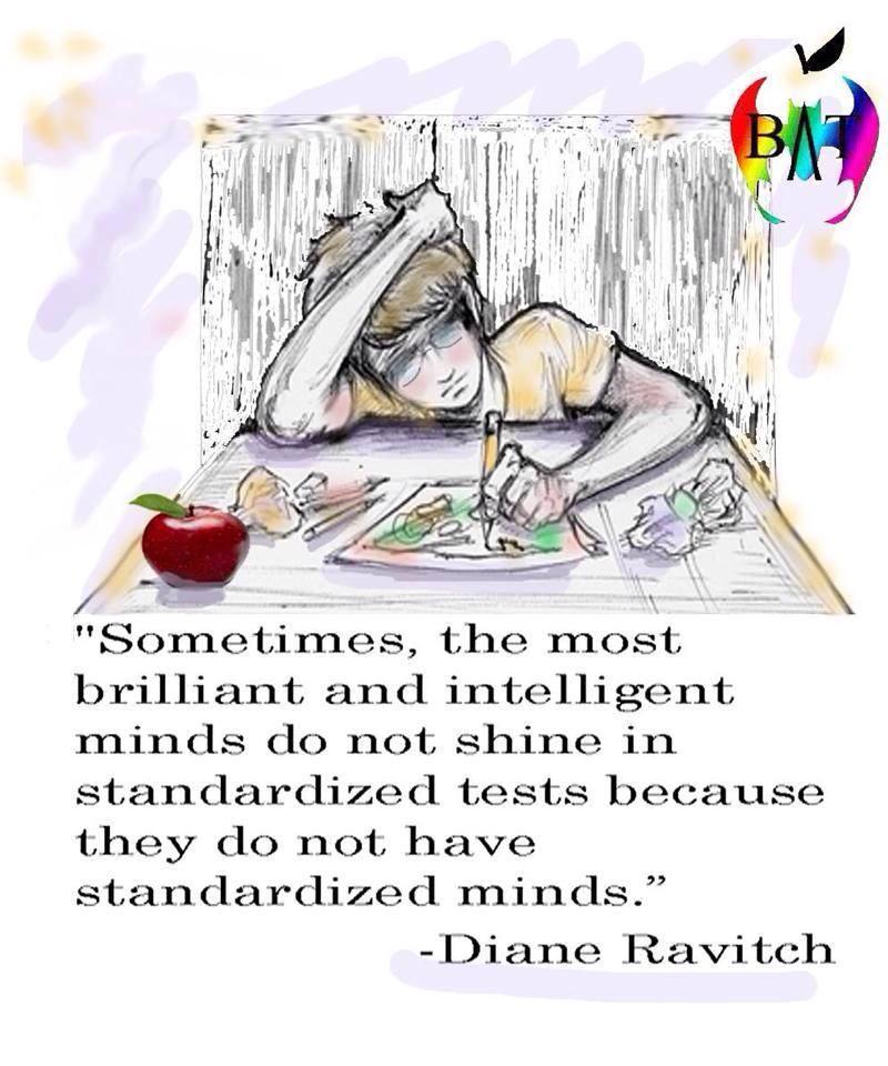 Not A Standard Mind