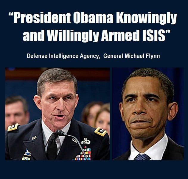 Obama Funded ISIS