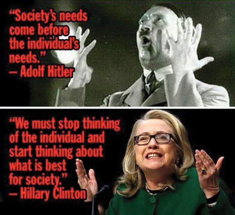 Odious Similarity