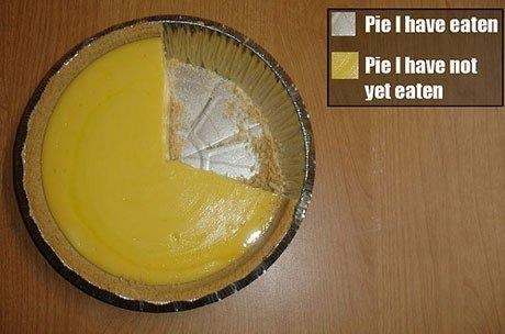 The Most Accurate Pie Graph Ever!