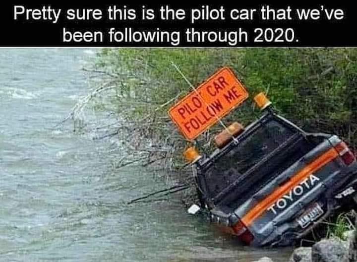 2020 Pilot Car