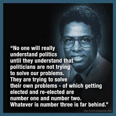 Problems Politicians Are Solving