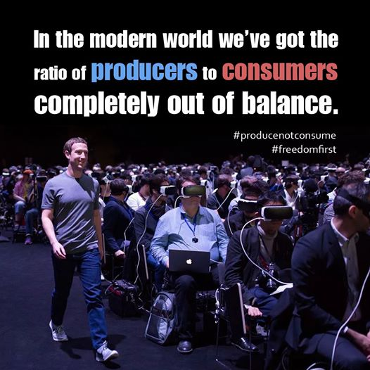 Producer To Consumer Ratio