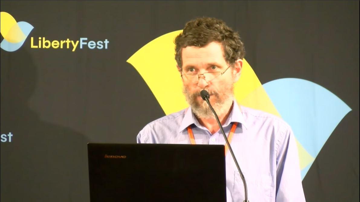 Prof Peter Ridd