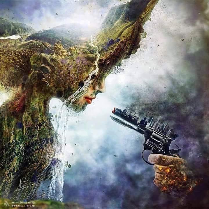 Progress Killing Nature