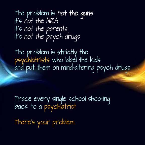 Psychiatry Is The Problem