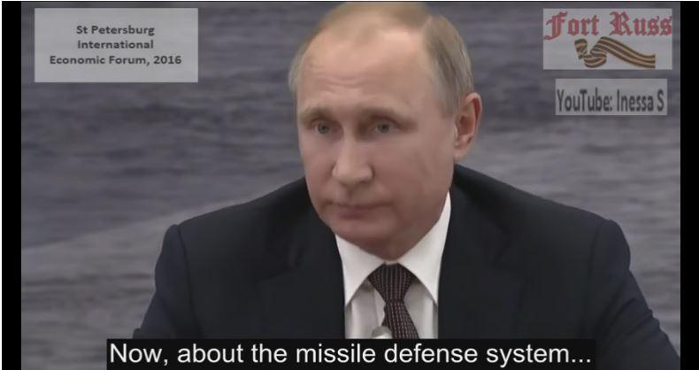 Putin Speech