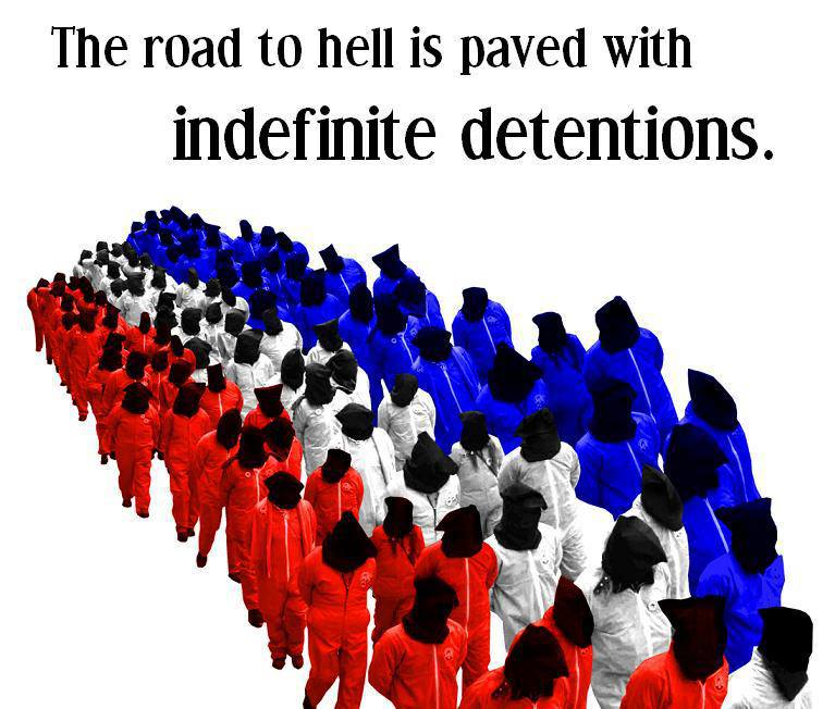 The Road To Hell Is Paved With Indefinite Detentions