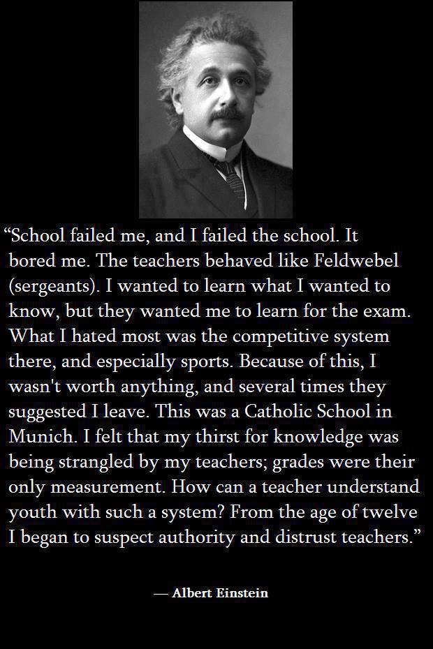 School Failed Me