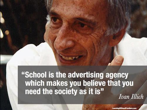 School Is The Advertising Agency