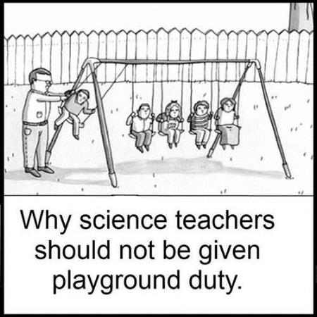 Science In The Playground