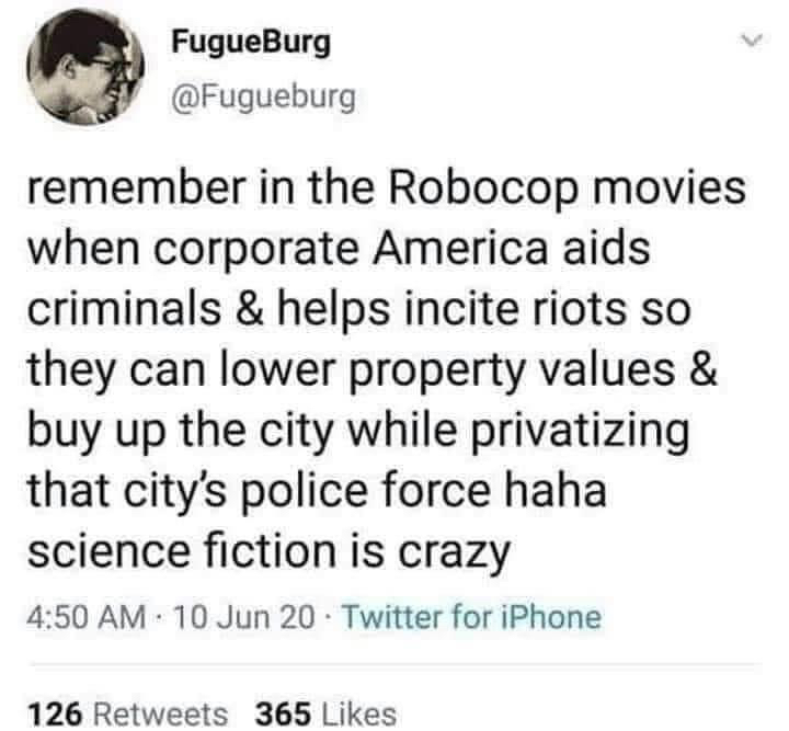 Science Fiction Is Crazy