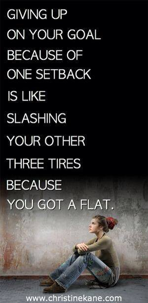 Slash Your Other Three Tyres-Not
