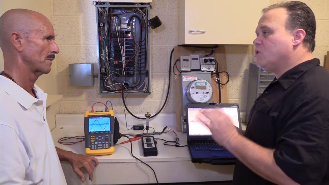 Smart Meter Test Demo