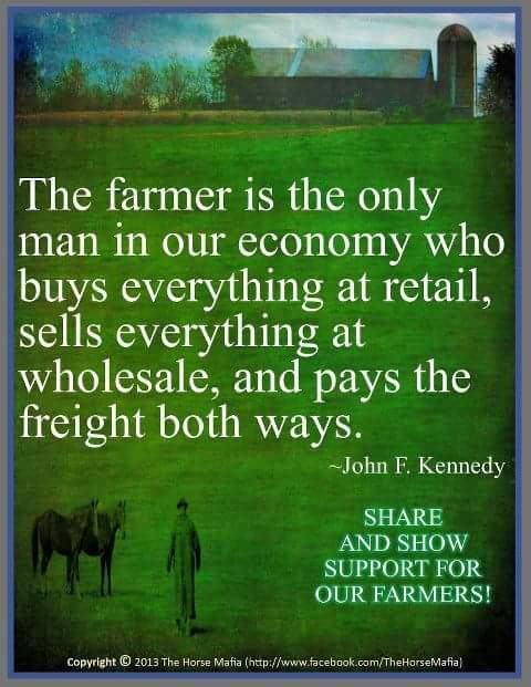 Support The Farmer