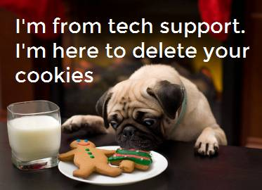 Tech Support Cookie Deleter