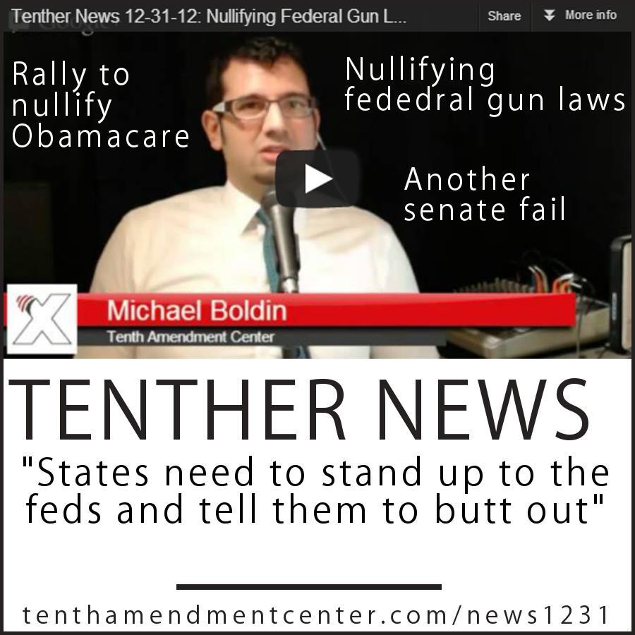 Tenther News