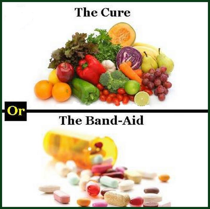 The Cure or the Band-Aid