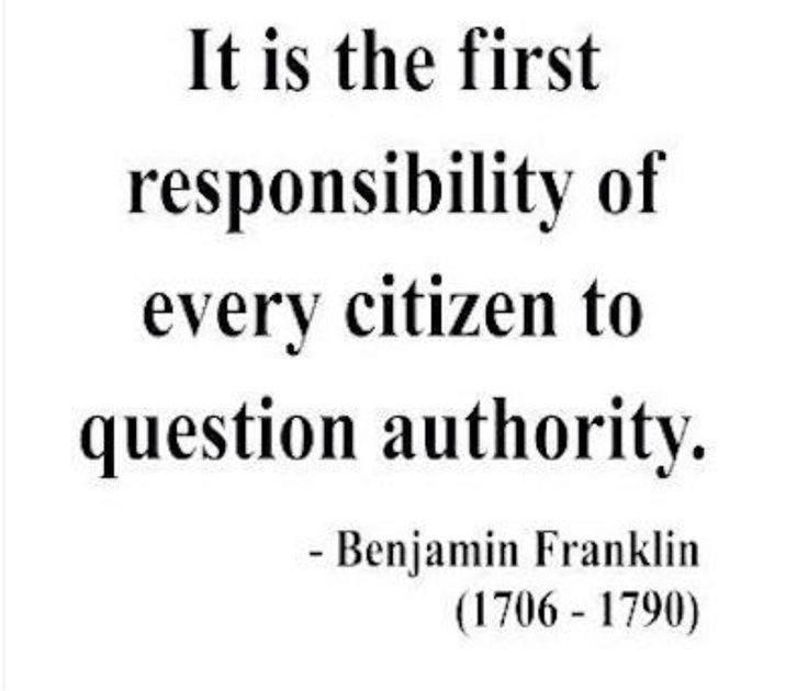 The First Responsibility