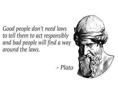 The Futility Of Laws