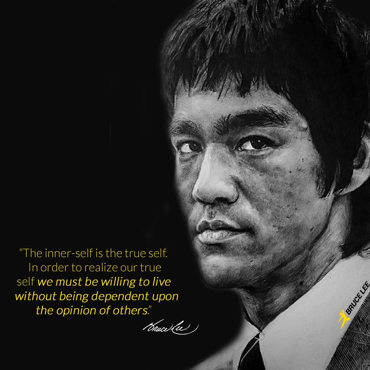 The Inner Self Is The True Self