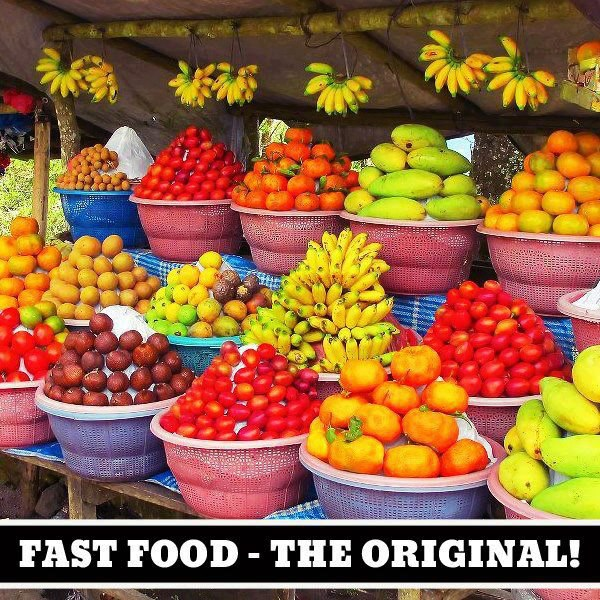 The Original Fast Food
