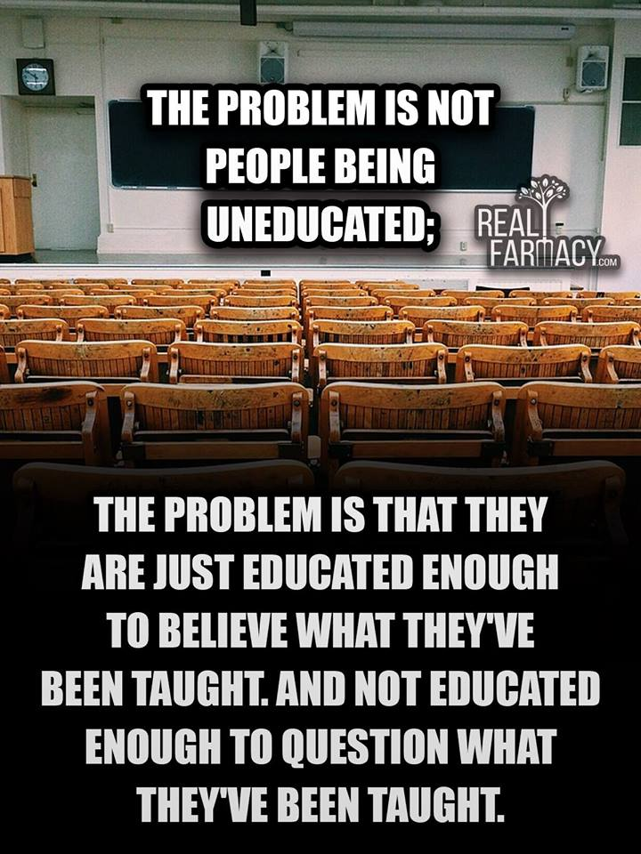 The Problem With Education