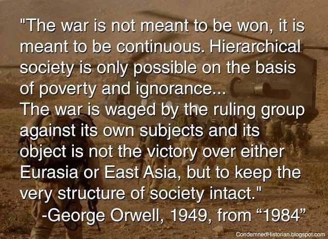 The Purpose Of War