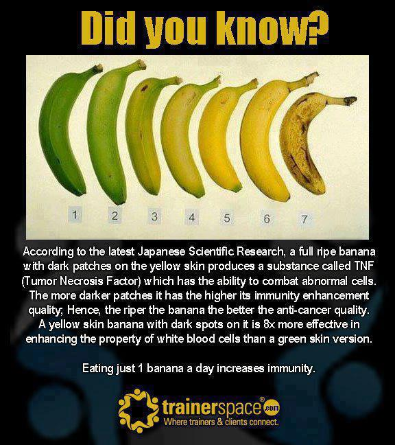 The Riper The Banana The Better