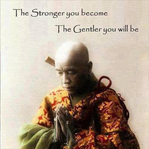 The Stronger You Become