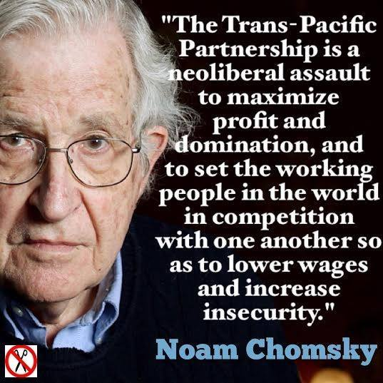 The TPP Is An Assault