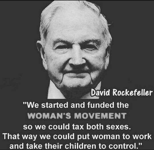 We Started The Women's Movement