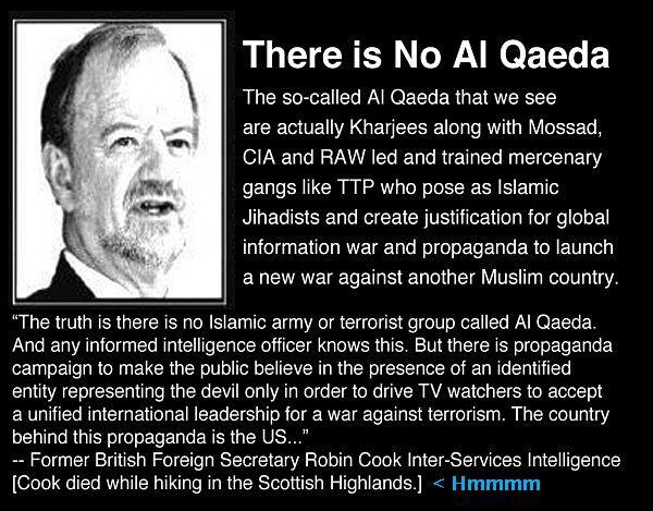 There Is No Al Quaeda