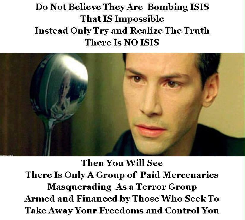 There Is No ISIS