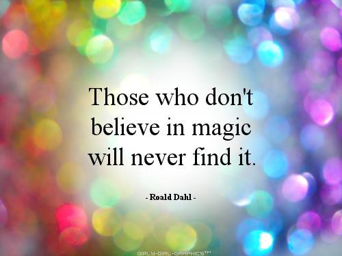 Those Who Don't Believe In Magic