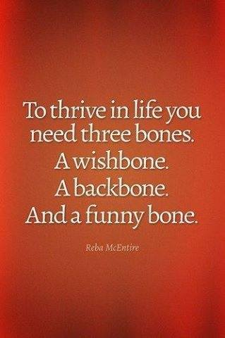To Thrive In Life