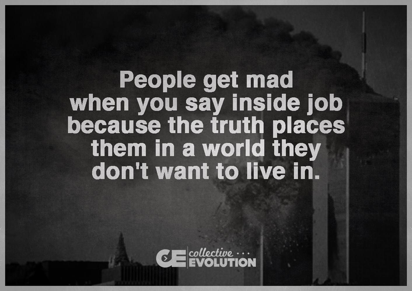 Truth - A World Avoided