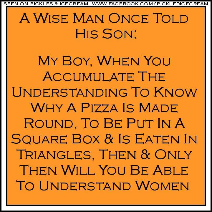 Understanding Pizza
