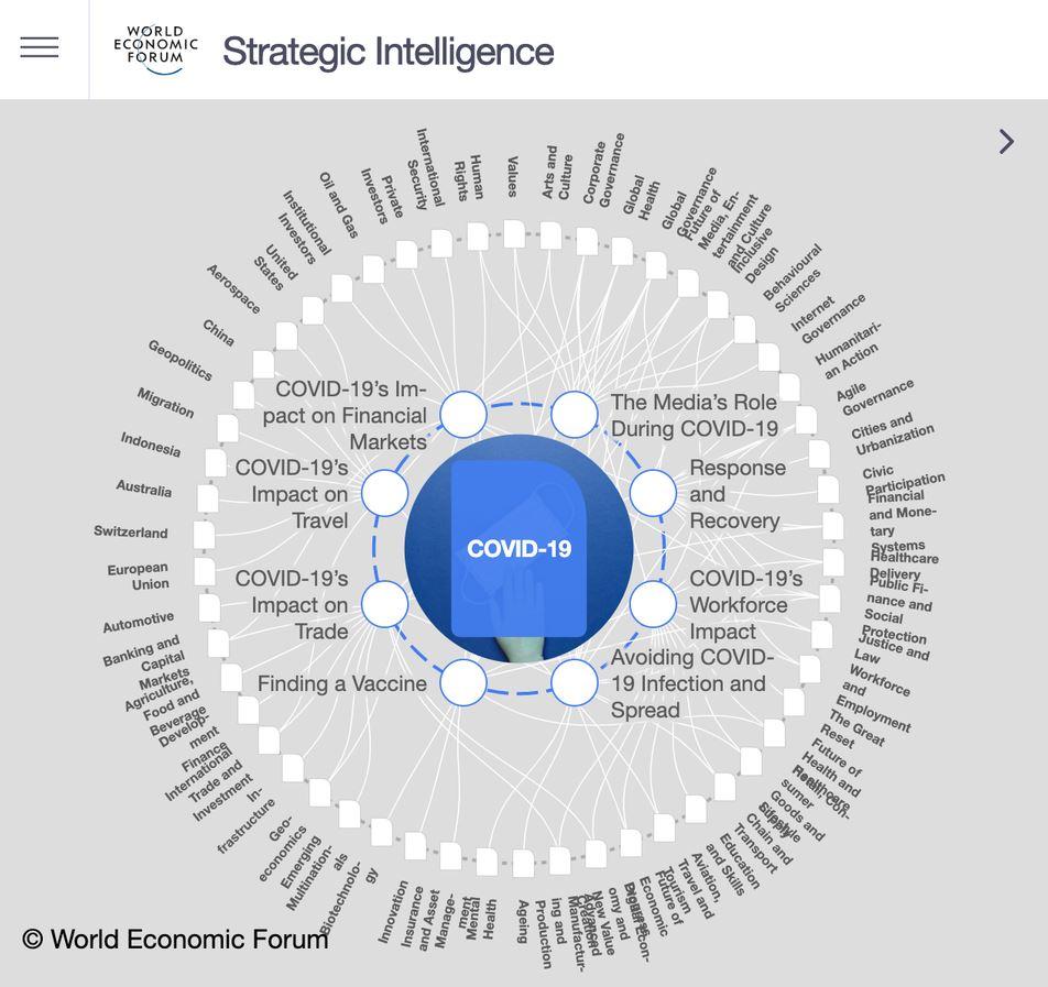 World Economic Forum Strategic Intelligence