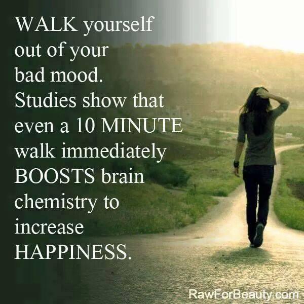 Walk Yourself Happy